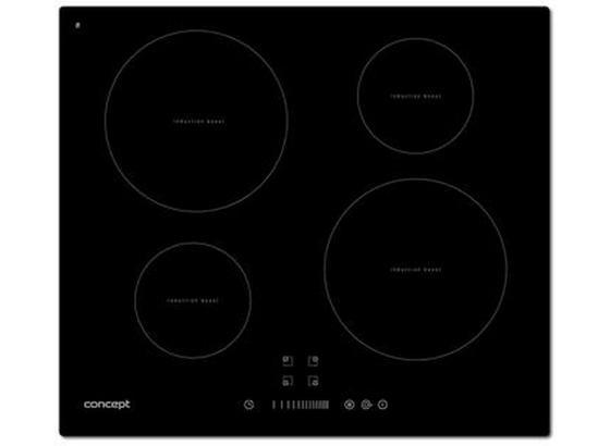Indukční Varná Deska Idv 2760 - černá, Moderní, kov/umělá hmota (59/6/52cm) - Concept