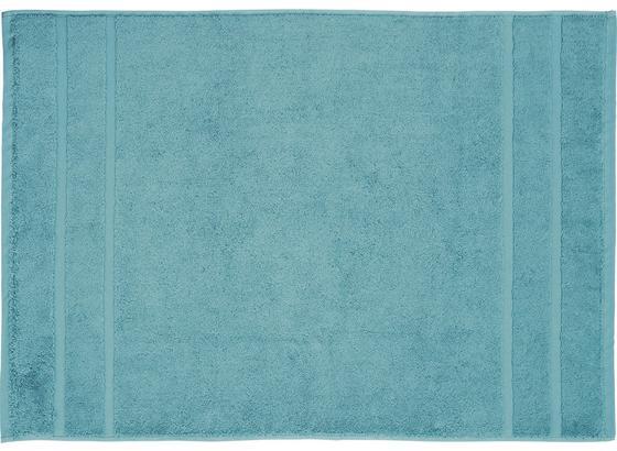 Rohožka Do Kúpeľne Melanie - svetlomodrá, textil (50/70cm) - Mömax modern living