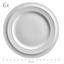 Kombiservice Valas 42 Tlg. für 6 Personen - Weiß, Basics, Keramik