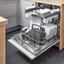 Vestavná Kuchyně Toronto - šedá/barvy hliníku, Moderní, kompozitní dřevo (270/177,5cm)