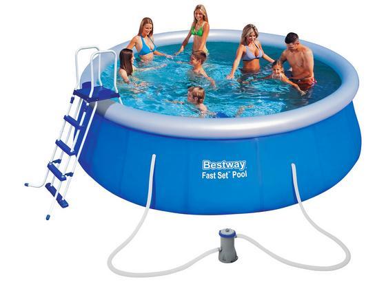 Bestway Schwimmbecken Fast Set Pool 57289 online kaufen ➤ Möbelix
