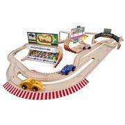 Straßenset Eichhorn Porsche Racing Set - Multicolor, Basics, Holz/Kunststoff (13/44/34cm)