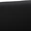 Stolička S Područkami Vanessa - čierna/chrómová, Moderný, kov/drevo (62,5/87/56cm) - Modern Living