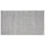 Hochflor Teppich Grau Bono 120x170 cm - Grau, Basics, Textil (120/170cm) - Luca Bessoni