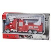 Feuerwehrauto Feuerwehr - Rot, Basics, Kunststoff (12/6/3,8cm)
