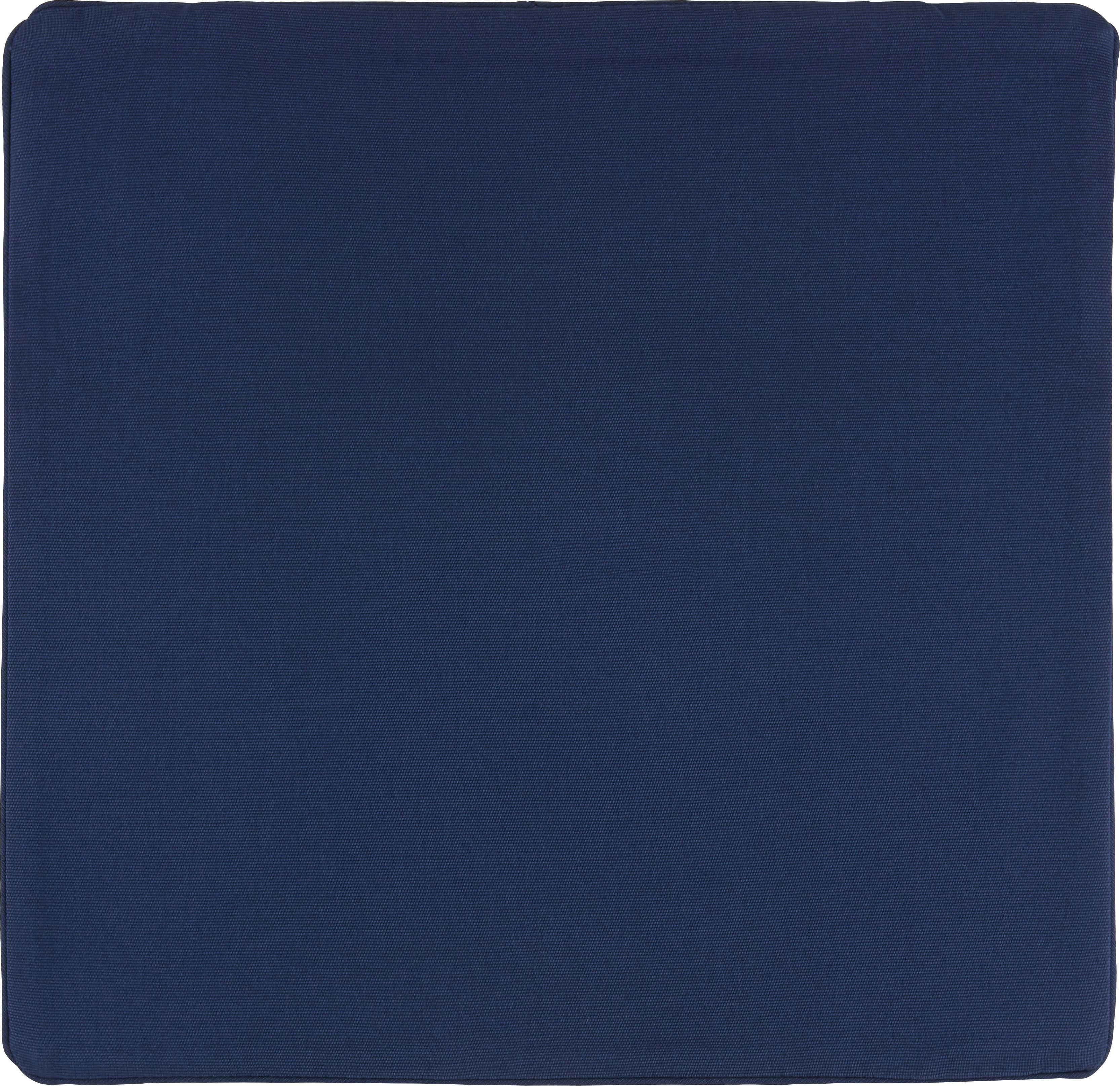 Povlak Na Polštář Steffi Paspel - tmavě modrá, textil (40/40cm) - MÖMAX modern living