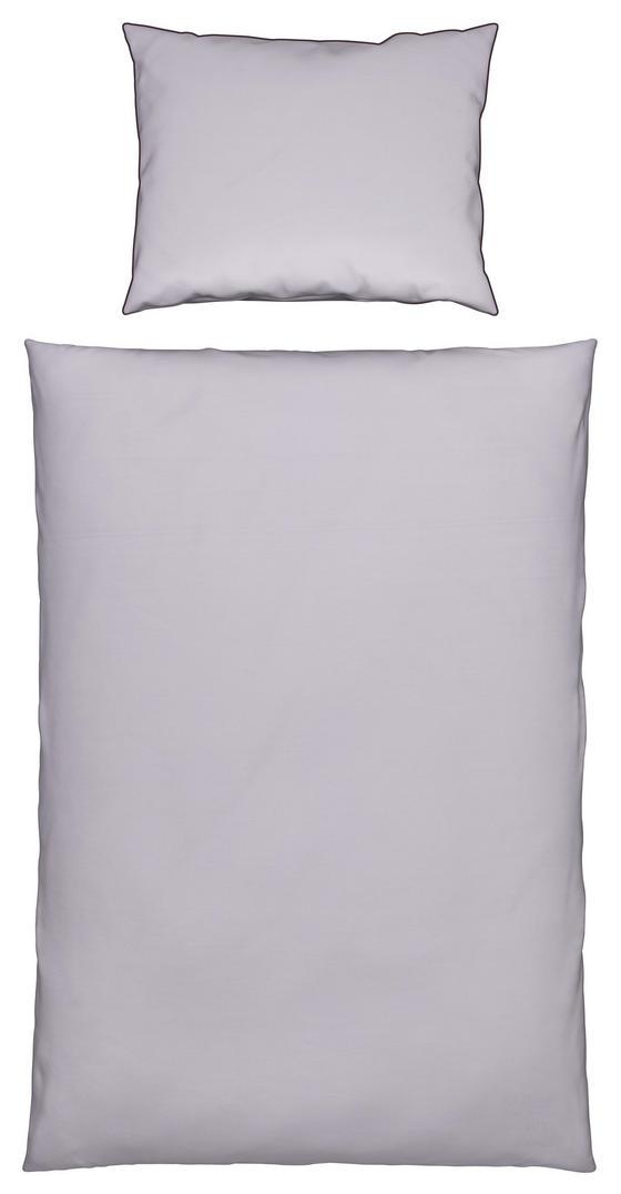 Bettwäsche Veli - Silberfarben, ROMANTIK / LANDHAUS, Textil - James Wood