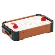 Tischeishockey Kompakt für 2 Spieler - Rot/Schwarz, Kunststoff (51/31/10cm)