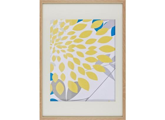 Rám Na Obrazy Gitta - barvy dubu, Moderní, dřevo/kompozitní dřevo (50/70/3,6cm) - Mömax modern living