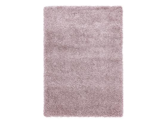 Koberec S Vysokým Vlasem Lambada 3 - růžová, Moderní, textil (120/170cm) - Mömax modern living