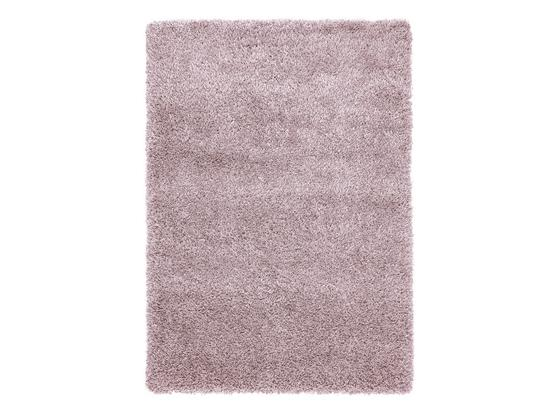Koberec S Vysokým Vlasom Lambada 4 - ružová, Moderný, textil (160/230cm) - Mömax modern living