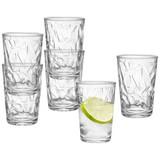Gläserset Malte - Transparent, KONVENTIONELL, Glas - OMBRA