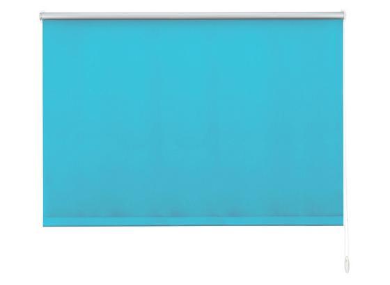Upínacia Roleta Thermo, 120/150cm, Petrolejová - petrolejová, textil (120/150cm) - Mömax modern living