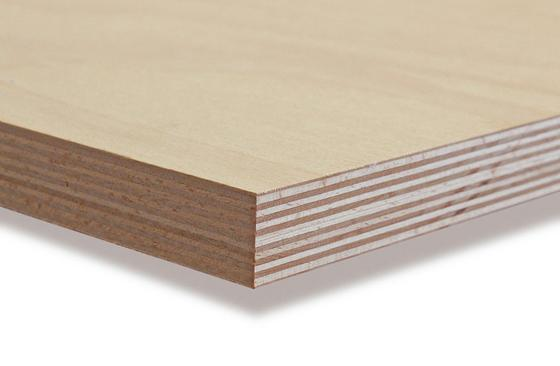 Werkbankplatte Workshop 200,5cm Buche - Buchefarben, KONVENTIONELL, Holz (200,5/3/60cm)