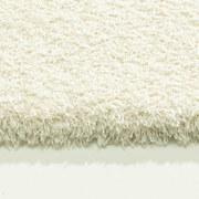 Hochflorteppich Soft, 140/200 - Weiß, MODERN, Textil (140/200cm)