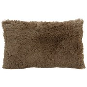Zierkissen Carina - Taupe, MODERN, Textil (30/50cm) - LUCA BESSONI