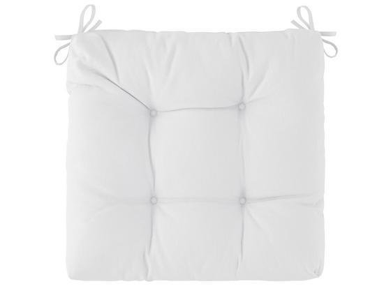 Sedák Elli -top- - přírodní barvy, textil (40/40/7cm) - Based