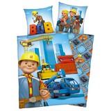 Bettwäsche Bob der Baumeister - Multicolor, MODERN, Textil