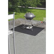 Grillmatte Barbeque - Anthrazit, KONVENTIONELL, Textil (100/120cm) - Homezone