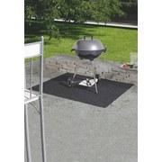 Grillmatte Barbeque ca. 100/120cm - Anthrazit, KONVENTIONELL, Textil (100/120cm) - Homezone