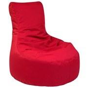 Outdoorsitzsack Slope B: 85 cm Rot - Rot, Basics, Kunststoff (85/90/85cm) - Ambia Garden
