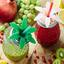Sklenička Pineapple - růžová/mátově zelená, kov/umělá hmota (9/13,3cm) - Mömax modern living
