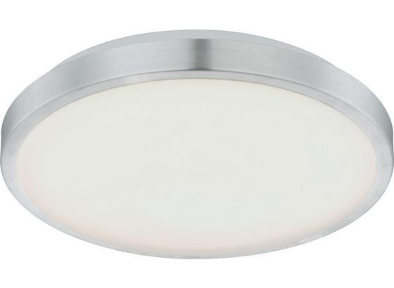 Led Stropná Lampa Susanne Ø 35cm, 18 Watt - Konvenčný, kov/plast (35/10cm)