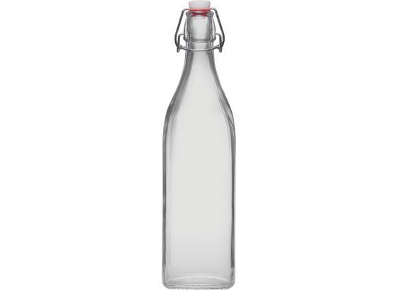 Univerzálna Fľaša Swing - číre, sklo (1l) - Mömax modern living