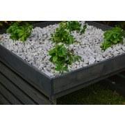 Kleingarage für Rasenmäherroboter Grau - Grau, Basics, Holz (78/84/46cm)