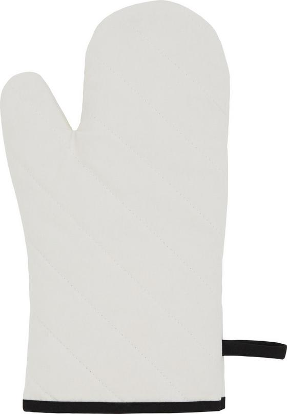 Kochhandschuh Gobi - Beige, KONVENTIONELL, Textil (18/31cm) - Ombra