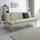 Pohovka Lorenzo - béžová, Moderný, drevo/textil (180/83/93cm) - Modern Living