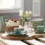 Šálek Na Kávu S Podšálkem Sandy - mátově zelená, Konvenční, keramika (5/6,9cm) - Mömax modern living