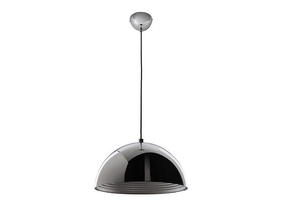 Závesná Lampa Jaden - chrómová, Moderný, kov (40/120cm) - Modern Living