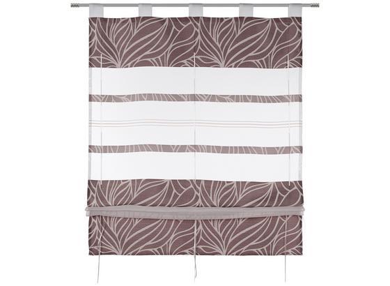 Provázková Roleta Anita - šedá, Konvenční, textil (80/140cm) - Mömax modern living