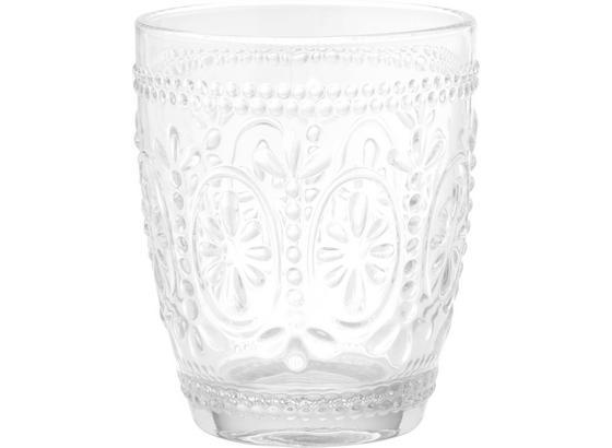 Sklenice Na Vodu St. Remy -top- - čiré, Romantický / Rustikální, sklo (8,1/9,8cm) - Mömax modern living
