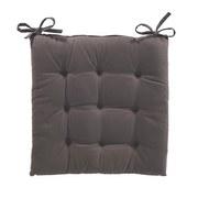 Sedák Cenový Trhák - hnědá, textilie (40/40/2cm) - Based