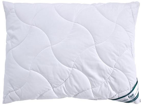 Kopfpolster f.a.n. Essential 70x90cm - Weiß, MODERN, Textil (70/90cm) - FAN