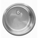 Spüle 100246 - MODERN, Metall (37.50/15cm) - HKT