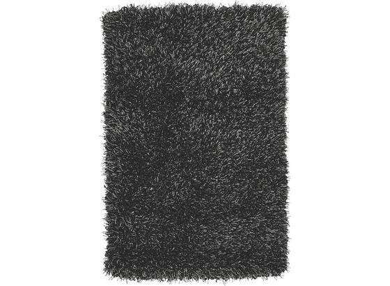 Koberec S Vysokým Vlasom Lambada 2 - antracitová, textil (80/150cm) - Mömax modern living