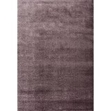Hochflorteppich Roma, 160/230 - Lila, MODERN, Textil (160/230cm)