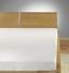Leintuch Jena 150x250 cm - Weiß, KONVENTIONELL, Textil (150/250cm) - Ombra