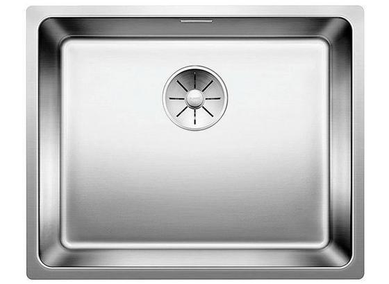 Spüle Blanco Andano 500-U - MODERN, Metall (50/40/19cm)