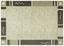 Webteppich Lia 120x170 cm - Weiß/Grau, KONVENTIONELL, Textil (120/170cm) - Ombra