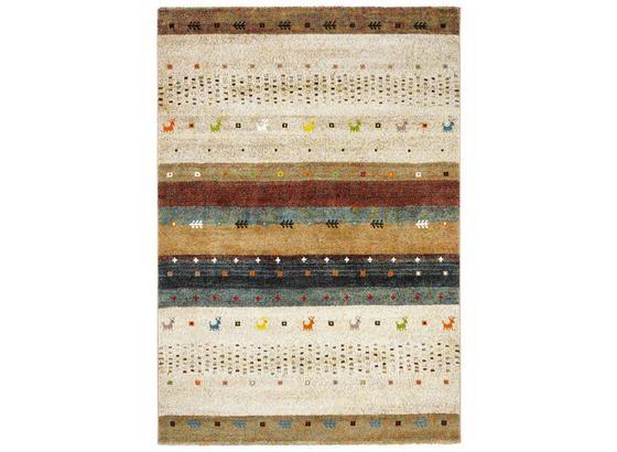 Tkaný Koberec Inka - béžová, Štýlový, textil (80/150cm) - Mömax modern living