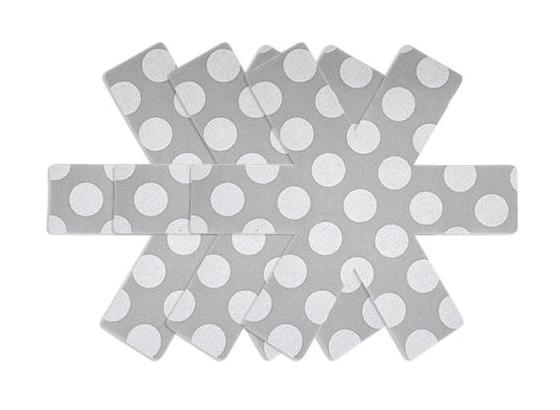 Ochranná Podložka Na Panvicu Freddy - svetlosivá, Konvenčný, textil (38cm) - Mömax modern living