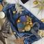 Guľa Na Vianočný Stromček Lena - modrá, sklo (8cm) - Mömax modern living