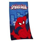 Velourtuch Spiderman - Multicolor, Textil (75/150cm)