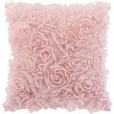 Dekoračný Vankúš Rosalinde - ružová, Romantický / Vidiecky, textil (40/40cm) - Mömax modern living