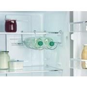 Kühl- & Gefrier-kombination Kg-k 8906 Inox - Basics, Glas/Kunststoff (54/170/57,60cm) - Silva Schneider