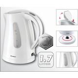 Wasserkocher Comfort Boil - Weiß, MODERN, Kunststoff (16,5/22/25cm)